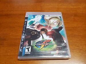 The-King-of-Fighters-XII-Sony-Playstation-3-PS3-BRAND-NEW-SEALED