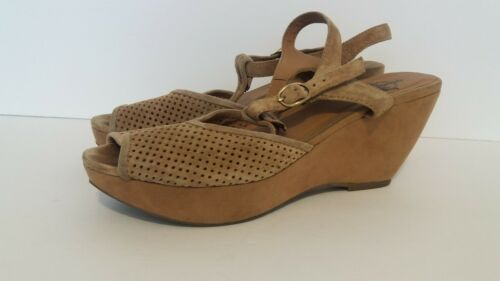 Crown Vintage Leather Women Shoes Size 10