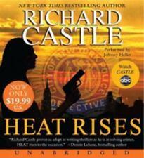 Heat Rises CD Audio Book by Richard Castle (UNABRIDGED 10 CD)