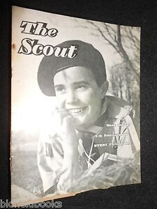 Vintage-Boy-Scout-Association-Magazine-The-Scout-6th-February-1965-Scouting