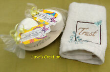 2-Luxury Handcrafted Bath Soaps-Wonderful Scents!