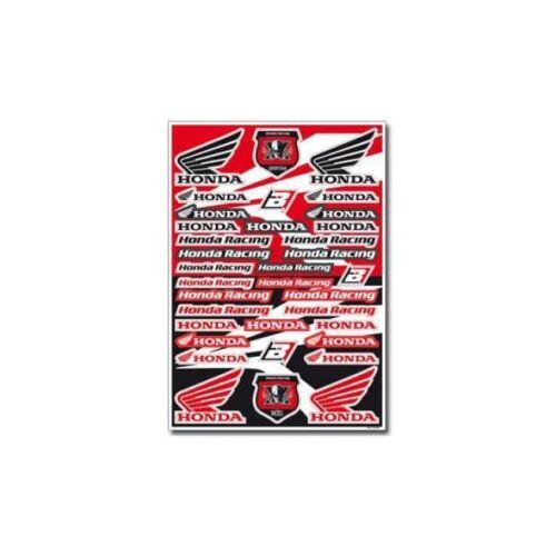 NSR 250 Universal Honda Aufkleber Sticker Set Honda NSR 125 80 km//h NSS 250