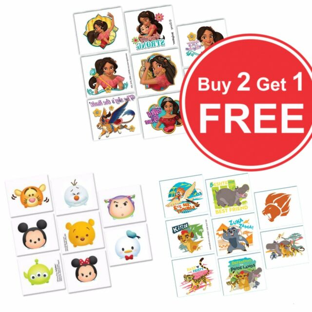 Buy 2 Get 1 FREE Add 3 To Cart Temporary Tattoo 8pcs Party Favor Tattoos