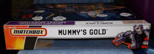 MATCHBOX 2008 MUMMY/'S GOLD PLAYSET VALUE PACK SET KOHL/'S EXCLUSIVE