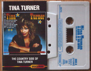 TINA-TURNER-THE-COUNTRY-SIDE-OF-SUCCESS-2110-EUROPE-CASSETTE-TAPE