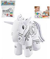 Ganz Kids Stuffed Animal Toy Mini Coloring Kit – Horse H13710