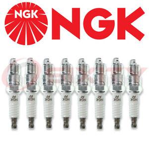SET-OF-8-NGK-6630-UR4-V-POWER-PREMIUM-COPPER-SPARK-PLUGS