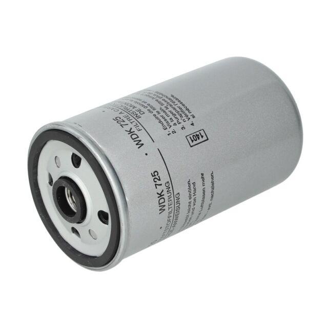 Kraftstofffilter MANN-FILTER WDK 725
