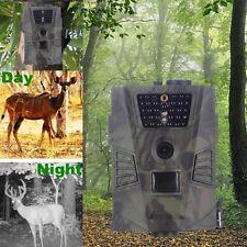 60 Degrees Detection Angle Hunting Infrared Camera Digital Hunting Trail Camera