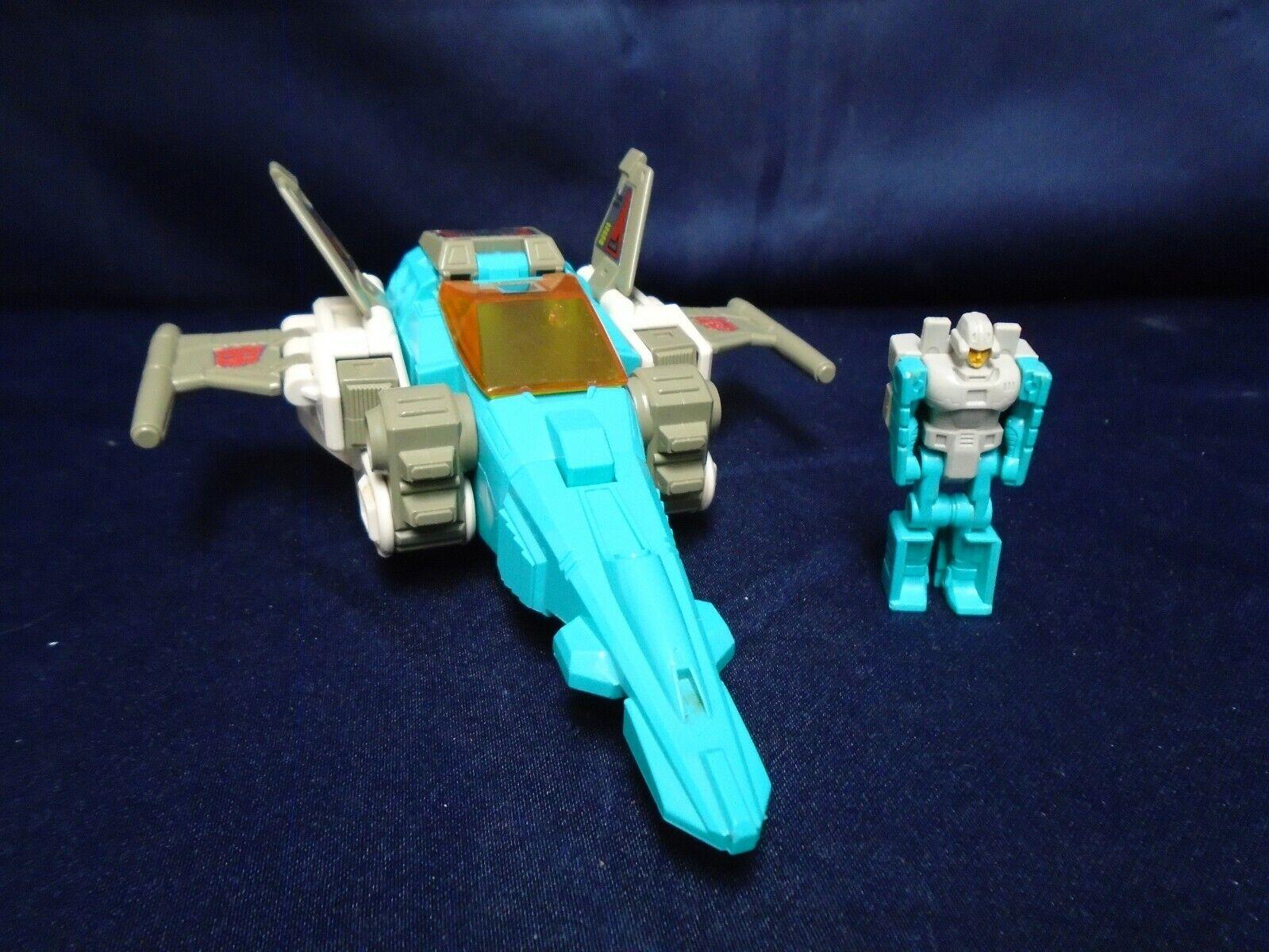 Transformers G1 Headmasters Brainstorm Hasbro 1987