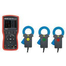 Etcr4700 Three 3 Phase Digital Phase Volt Ampere Meter New