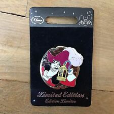 Pins Disney pin trading Capitaine Crochet Peter Pan Captain Hook LE 300
