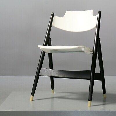 Fein Rarität: Wilde+spieth Stuhl Se 18 Egon Eiermann Klappstuhl Folding Chair Vintage PüNktliches Timing