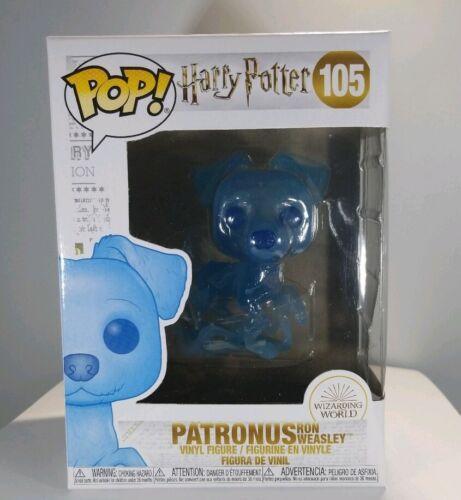 Harry Potter Ron Weasley Patronus Dog Pop Vinyl Figure #105 In Stock