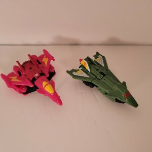 Lot of Transformers Generations Siege OVERAIR & GROUNDSHAKER Micromasters Target