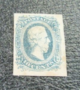 nystamps US CSA Confederate Stamp # 11 Mint OG H $16 J8x1392