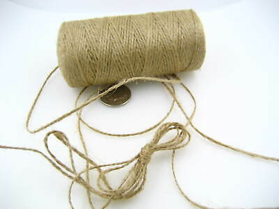 colorful JUTE twine hang tag string ECO-FRIENDLY wedding Xmas gift wrapping ties