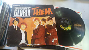 Them 1st Lp Gloria Stereo 65 Here Comes The Night Van