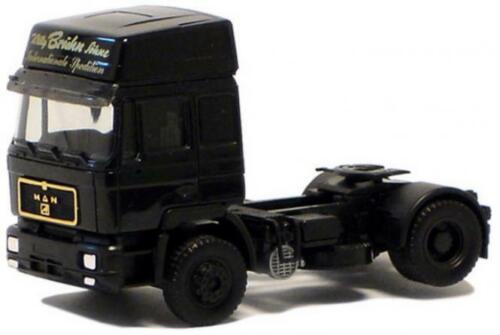 Herpa LKW MAN F90 HD Bruhn Spedition