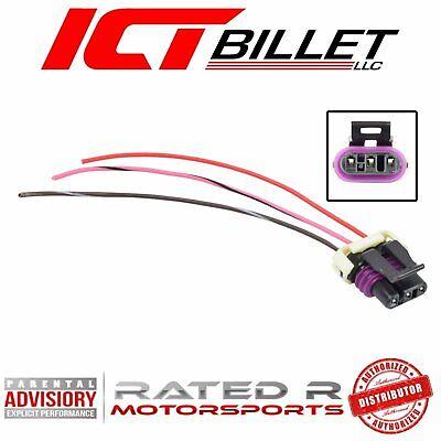 LS 3-Wire CMP Camshaft Position Sensor Connector Plug Pigtail WPCMP30