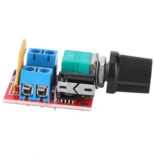 Details about  /Motor Speed Controller Small Size Motor Regulator Low Voltage Drive Technology