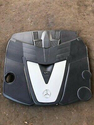 Mercedes 1120100067 Engine Top Cover V6R129 SL