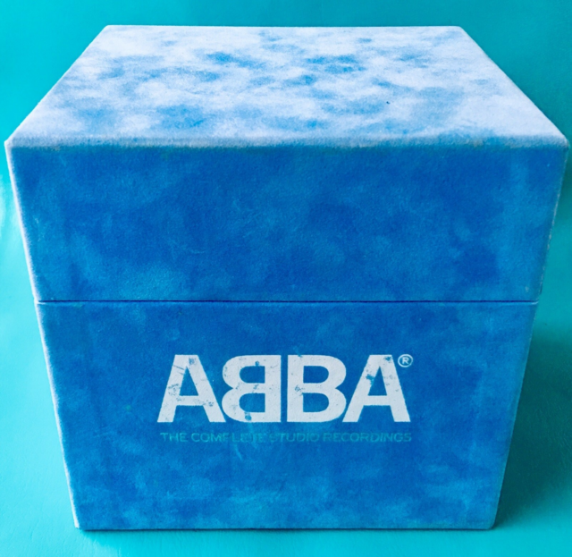 ABBA (9CD+2DVD): The complete studio Recordings, pop, Det…