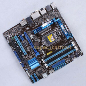 Details about ASUS P8H67-M EVO LGA 1155 Intel H67 Motherboard Micro ATX DDR3