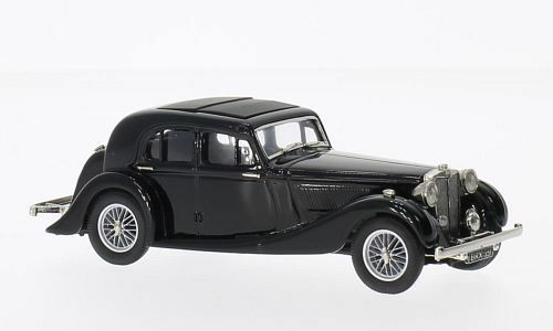 MG SA, 4-Door Saloon, noir, 1 43, Brooklin