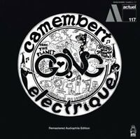 Gong - Camembert Electrique [new Vinyl] on Sale