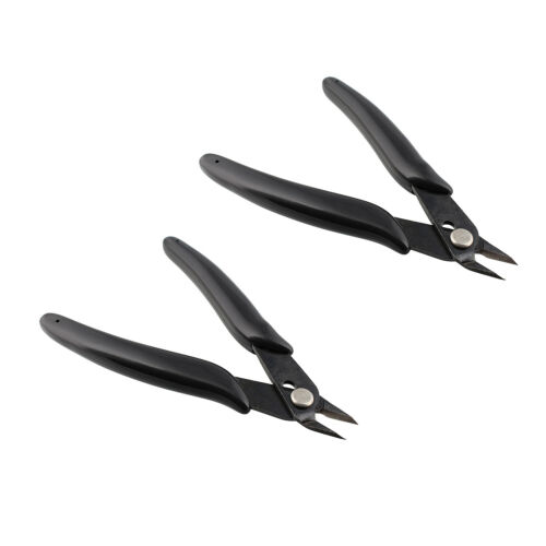 18 Gauge Electrical Nippers Micro Cutter ABN Wire Flush Cutter Tool 2 Pack