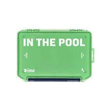 5421 Ima 3010 NDM Tackle Lure Box Case Original 205 x 145 x 40 mm Lime