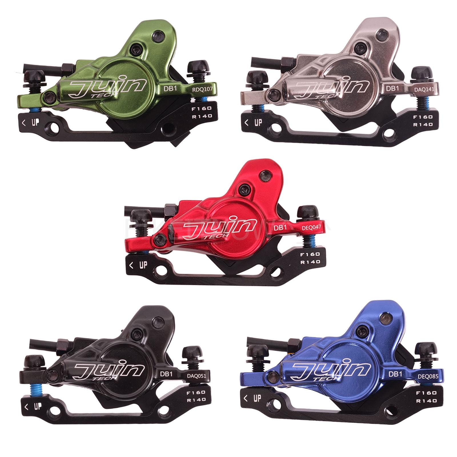 Juin Tech DB1 Cyclocross Cycling,Mountain Bike Disc Brake Set W  160mm redors