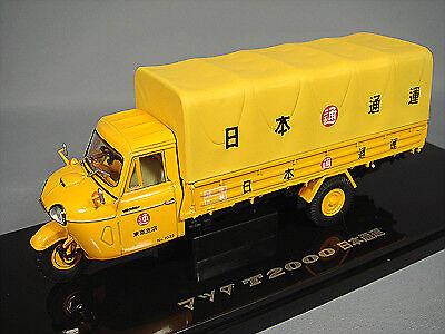 Ebbro 1 43 mazda t2000 japan äußern gelb aus japan