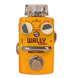 hotone effects wally looper skyline series guitar effects pedal loop station ebay. Black Bedroom Furniture Sets. Home Design Ideas