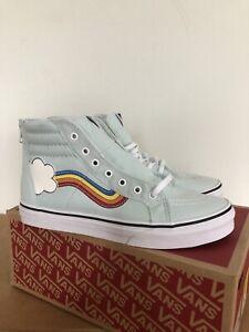Vans Kids Rainbow Side stripe Sk8-Hi