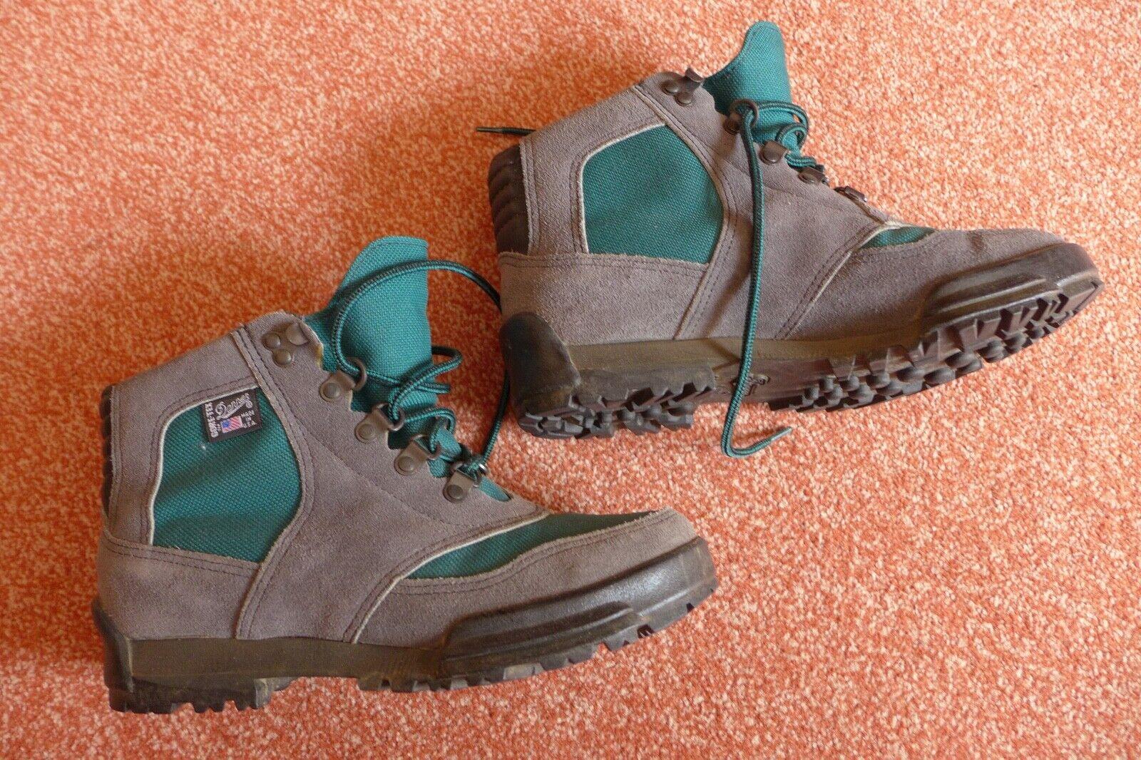 DANNER GORE-TEX Cross Hiker Wanderschuhe Gr. 9 1 2 - NEU