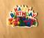 Happy Birthday Planar Resin Flatbacks Cabochons Embellishments