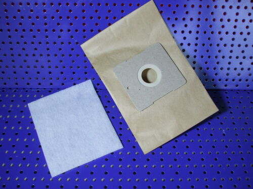-5 10-40 Staubsaugerbeutel geeignet  für  Dirt Devil Chubby M 7005-1,-2,-3,-4