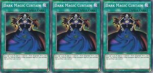 3x Magic Formula YGLD-ENB20 1st Edition Near Mint Common