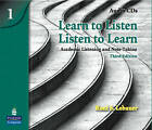 Learn to Listen, Listen to Learn 1: Academic Listening and Note-Taking, Classroom Audio CD by Roni S. Lebauer (Audio cassette, 2010)
