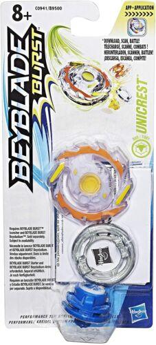 Culte Bey Blade u1 d09//td01 Hasbro Beyblade Burst unicrest Nouveau//Neuf dans sa boîte 1er Série