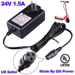 24V-1500mA-Razor-Battery-Charger-for-PR200-E225S-E325S-MX350-Pocket-Mini-Chopper