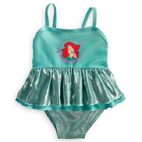 ARIEL~Infant~1pc SWIM SUIT~3M-3yr~The Little Mermaid~NWT~Disney baby Store~2013