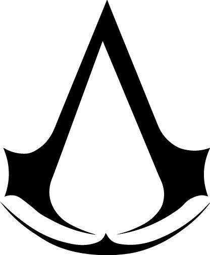 Assassins Creed Logo - Assassins Creed Vinyl Decal - Multiple Colors