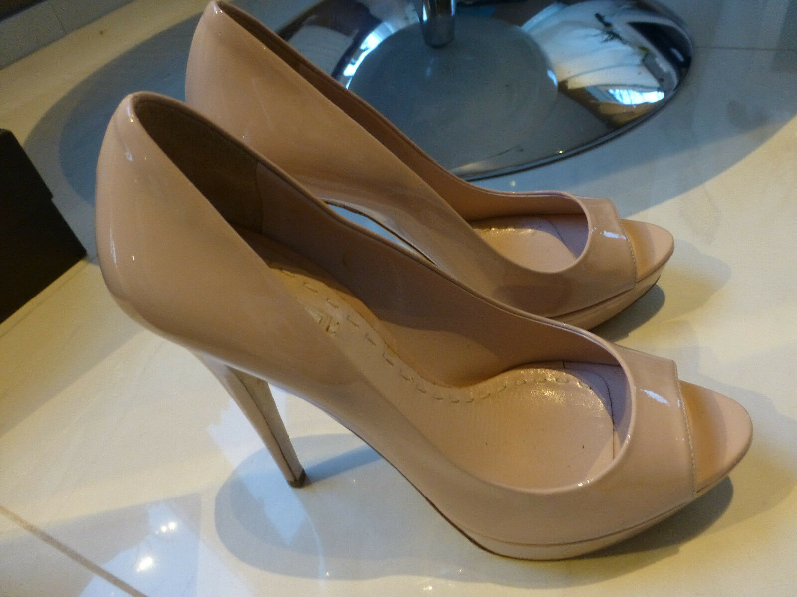 shoes by Miu Miu Patent Leather
