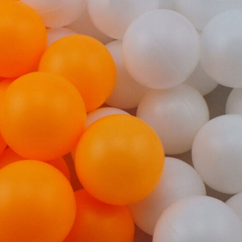 10//50x Random Ping Pong Ball Beer Pong Table Tennis Dip Game Lottery Washable