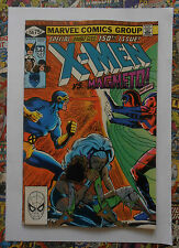 UNCANNY X-MEN #150 - OCT 1981 - MAGNETO APPEARANCE! - VFN (8.0) CENTS COPY!