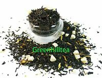Pineapple Natural Flavored Black Tea Loose Leaf Tea Iced Tea 4 Oz