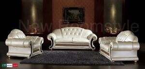 Image Is Loading Venus Versace 3 2 1 Seater Sofa Available